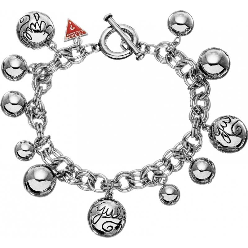 New Blue Bead Stretch Band CZ Womens Bracelet Watch- VistaBella
