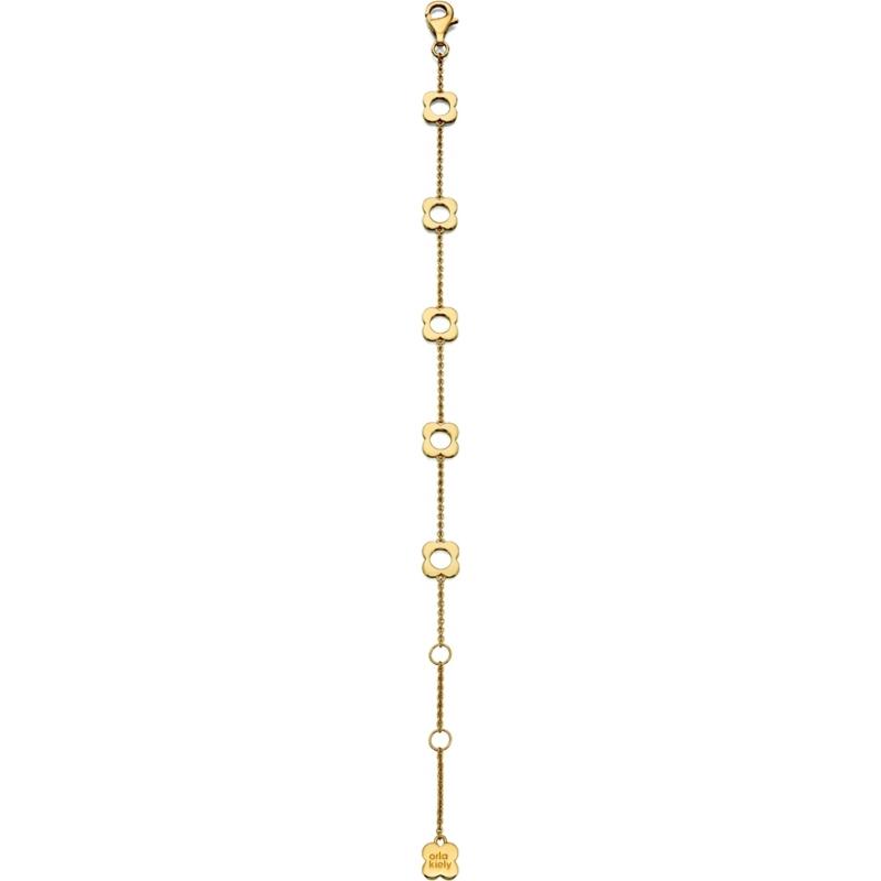 Orla Kiely B4848 Ladies Sterling Silver Bracelet