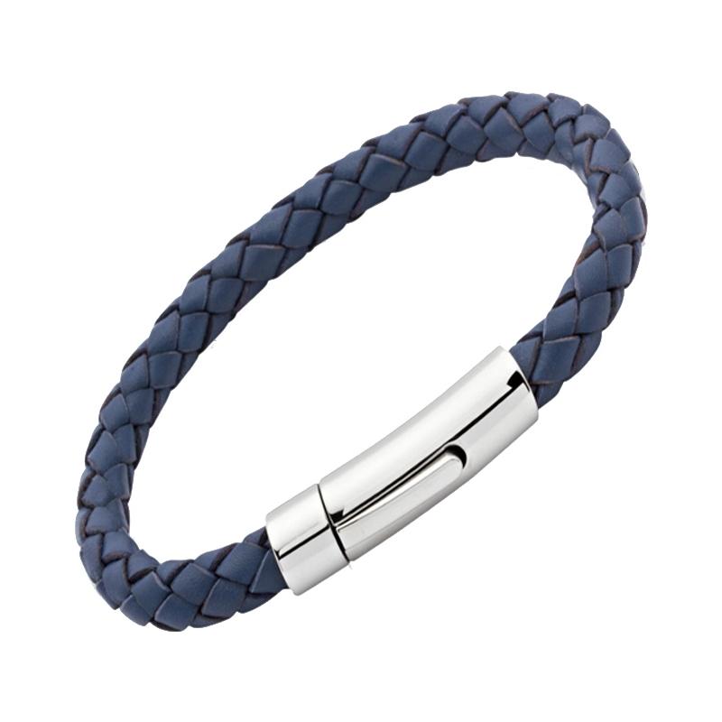 a40blue 21cm mens unique bracelet watches2u