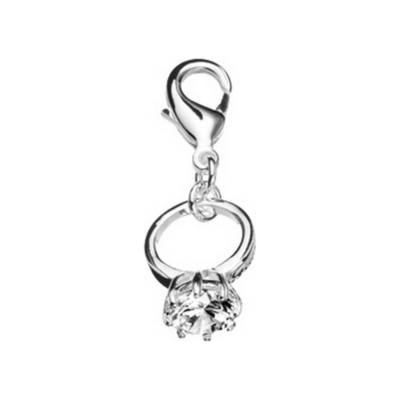Guess Jewellery Items UBC81005 Ladies Engagement Ring Charm