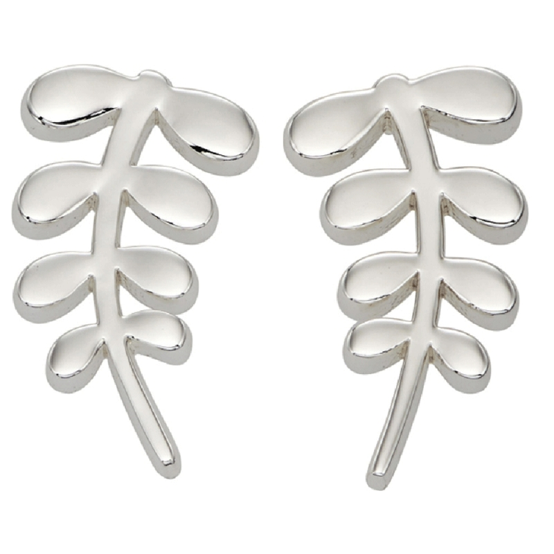 Orla Kiely E5159 Ladies Buddy Earrings