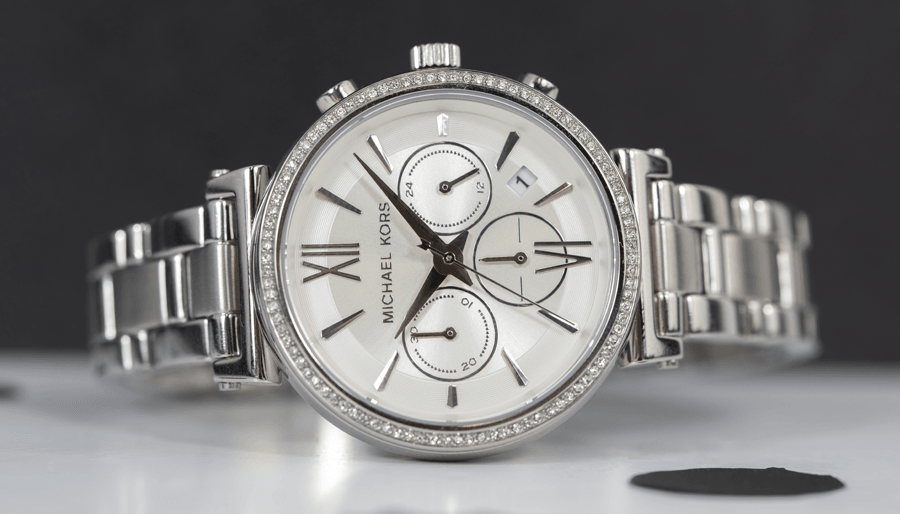 getting started with your new Michael Kors Watch