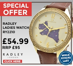 Special Offer for Watches2U Customers
