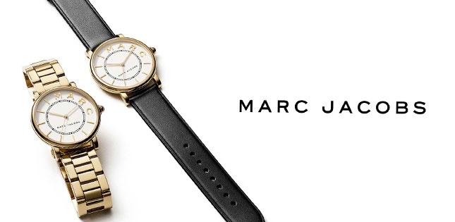 Marc Jacobs Watches: New Collections