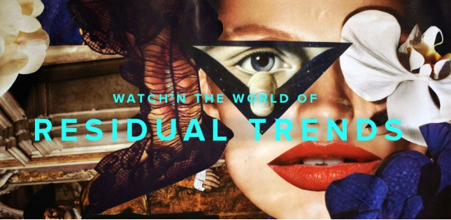 Watch'N The World Of Residual Trends