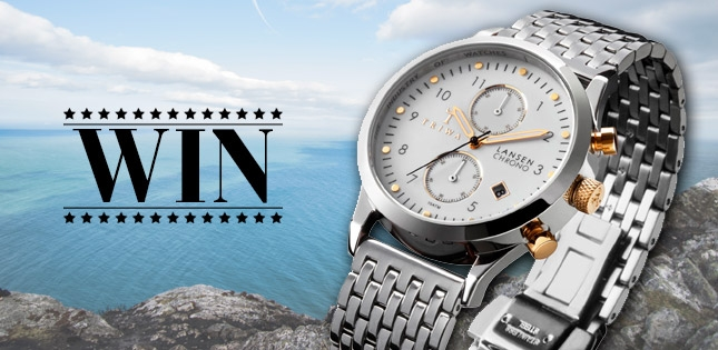 Your chance to WIN a Triwa watch