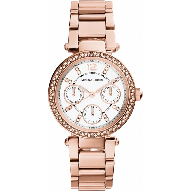 ed5e2b0c905d Buy michael kors rose gold tone ladies watch. Shop every store on ...