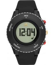 Adidas Performance ADP3220 Sprung Black Silicone Strap Watch