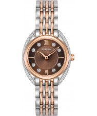 Bulova 98R230 Ladies Diamond CURV Watch