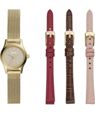 Fossil LE1050 Ladies Estate Mini Watch and Strap Gift Set
