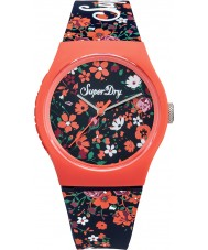 Superdry SYL177UO Ladies Urban Ditsy Watch