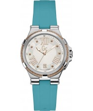 Gc Y34003L1 Ladies Structura Cable Watch