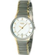 Boccia B3158-02 Ladies Titanium Two Tone Bracelet Watch