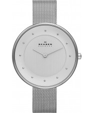 Skagen SKW2140 Ladies Klassik Silver Mesh Watch