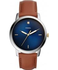 Fossil FS5499 Mens Minimalist Watch