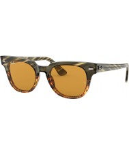 Ray-Ban RB2168 50 12683L Meteor Classic Sunglasses