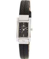 Radley RY2023 Ladies Stitched Black Leather Strap Watch
