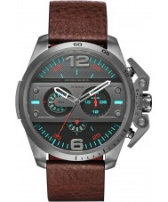 Diesel DZ4387 Mens Ironside Brown Chronograph Watch