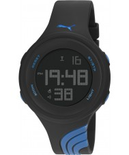Puma PU911091006 Twist L Two Tone Silicone Strap Watch