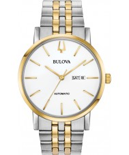 Bulova 98C130 Mens Classic Watch
