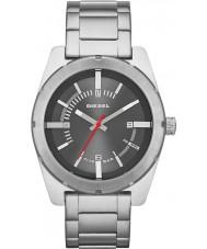 Diesel DZ1595 Mens Good Company Silver Steel Watch