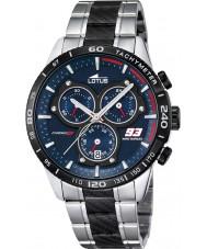 Lotus L18258-1 Mens Marc Marquez Two Tone Steel Chronograph Watch