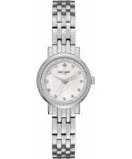 Kate Spade New York KSW1241 Ladies Mini Monterey Silver Steel Bracelet Watch