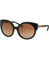 Michael Kors MK2019 55 Adelaide I Black Purple Tortoise 315313 Sunglasses