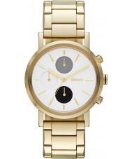 DKNY NY2147 Ladies Soho Gold Watch