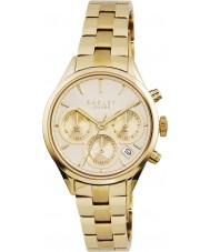 Radley RY4188 Ladies Gold Chronograph Watch