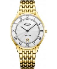 Rotary GB08303-01 Mens Ultra Slim Watch