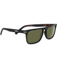 Serengeti 8325 Carlo Black Sunglasses