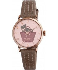 Radley RY2346 Ladies Border Marsupial and Dusky Pink Strap Watch