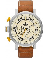 Adidas ADH3025 Mens Indianapolis Light Brown Chronograph Watch