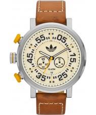 Adidas ADH3025 Mens Indianapolis Light Brown Chronograph Watch