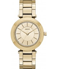 DKNY NY2286 Ladies Stanhope Gold Plated Bracelet Watch