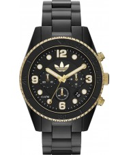 Adidas ADH2948 Brisbane Black Nylon Strap Chronograph Watch