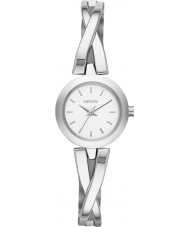 DKNY NY2169 Ladies Crosswalk Silver Watch