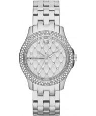Armani Exchange AX5215 Ladies Silver Dress Watch