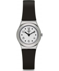 Swatch YSS315 Ladies Soblack Watch