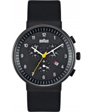 Braun BN0035BKBKG Mens Chronograph All Black Watch