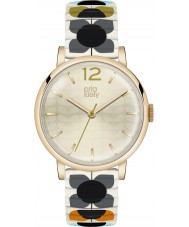 Orla Kiely OK4058 Ladies Pop Multicolour Expander Bracelet Watch
