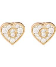 Guess UBE79073 Ladies G Shine Earrings