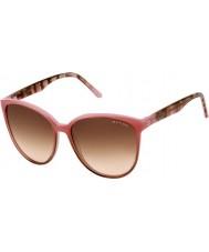Oxydo Ladies OX 1050-S ASF 51 Pink Brown Sunglasses