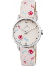Radley RY2223 Ladies Cream Ditsy Flower Printed Leather Strap Watch