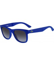 Lacoste L778S Matt Blue Foldable Sunglasses