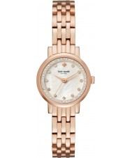 Kate Spade New York KSW1243 Ladies Mini Monterey Rose Gold Steel Bracelet Watch