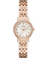 Kate Spade New York Ladies Mini Monterey Rose Gold Steel Bracelet Watch