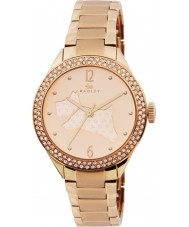 Radley RY4190 Ladies Rose Gold Plated Bracelet Watch with Stones