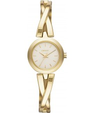 DKNY NY2170 Ladies Crosswalk Gold Watch